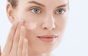 Apply moisturizer after cleansing with micellar water