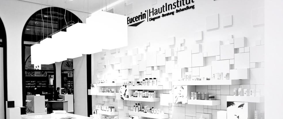Eucerin Haut Institut in Hamburg